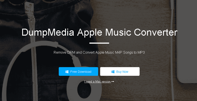 DumpMedia Apple Music Converter