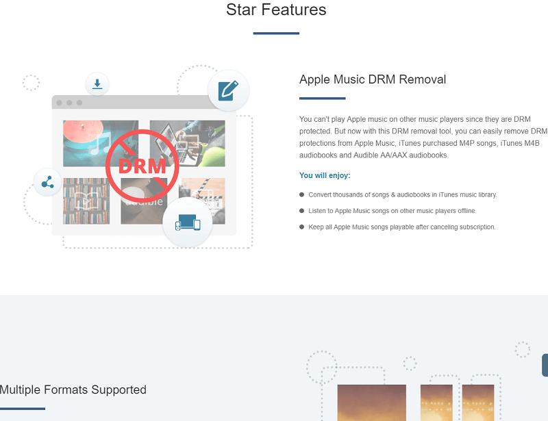 Features of DumpMedia Apple Music Converter