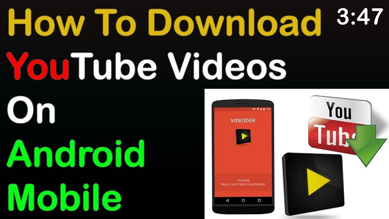Download Youtube Video On Android