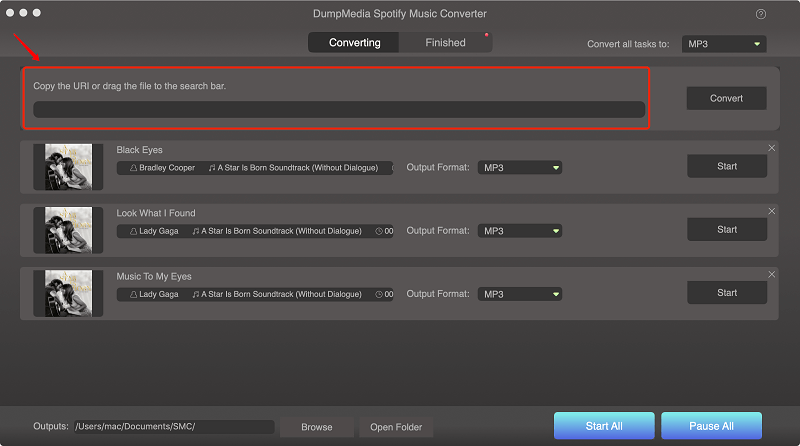 Download And Install DumpMedia Spotify Music Converter