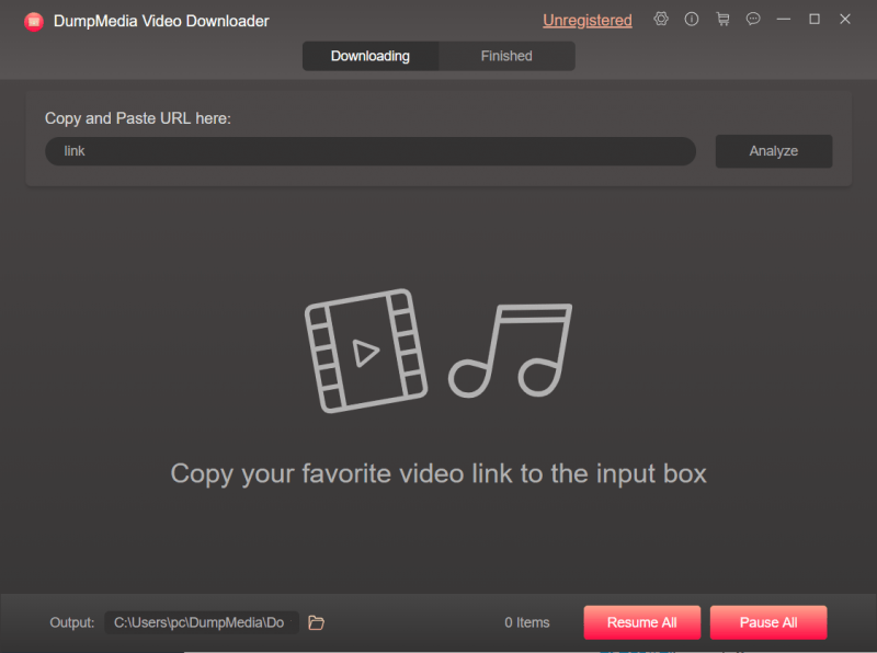DumpMedia Video Downloader