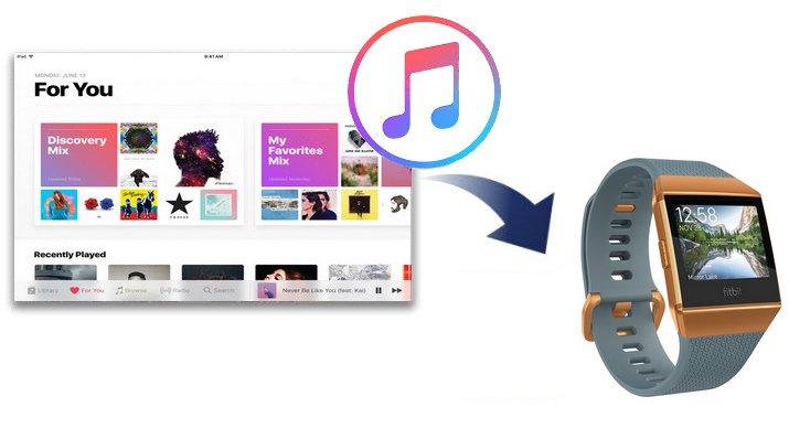 Cómo transferir música de Apple a Fitbit Versa