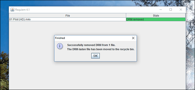 Best DRM Removal Freeware:Requiem