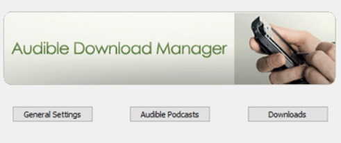 Audible Download Manager