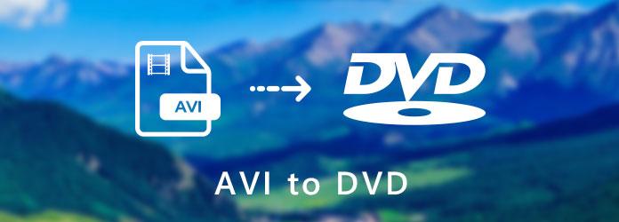 Avi To Dvd
