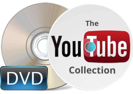 Télécharger un DVD sur YouTube