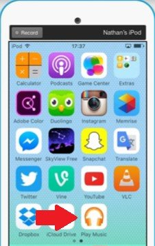 啟動Google Play應用