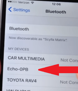 Enable Bluetooth on Your Mobile Device