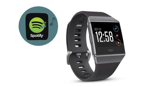 Cómo transferir música a Fitbit Ionic