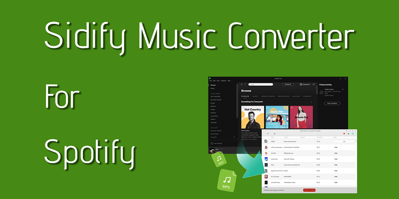 Sidify Spotify Music Converter