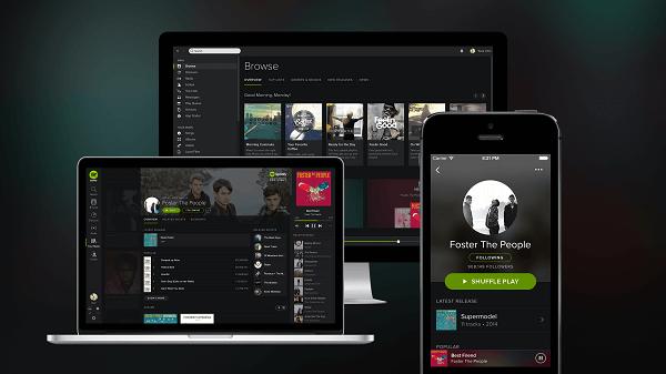 Spotify Music Visualizers