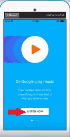 開始使用Google Play音樂