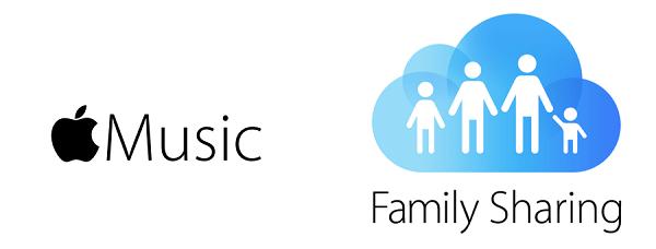 Behebung, dass die Freigabe der Apple Music-Familie nicht funktioniert
