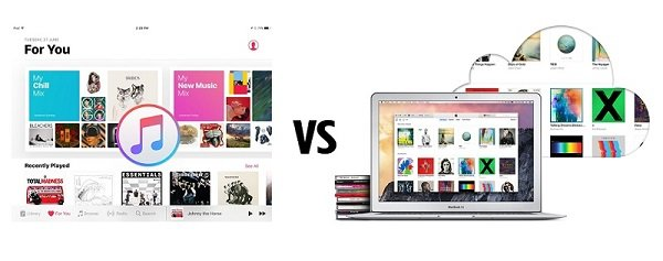 iTunes Match VS Apple Music
