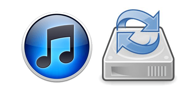 Backup iTunes Library