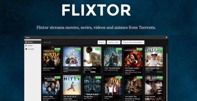 Flixtor Site