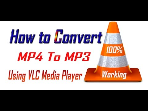 How To Convert Mp4 To Mp3 Using VLC Player