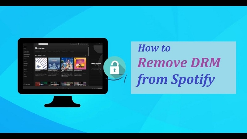How to Remove DRM from Spotify Music