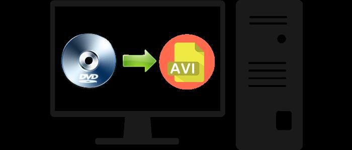 Konvertieren Sie DVD in Avi