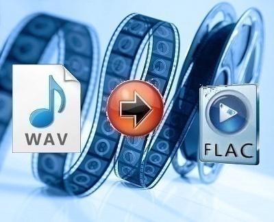 Convertir des fichiers WAV en Flac