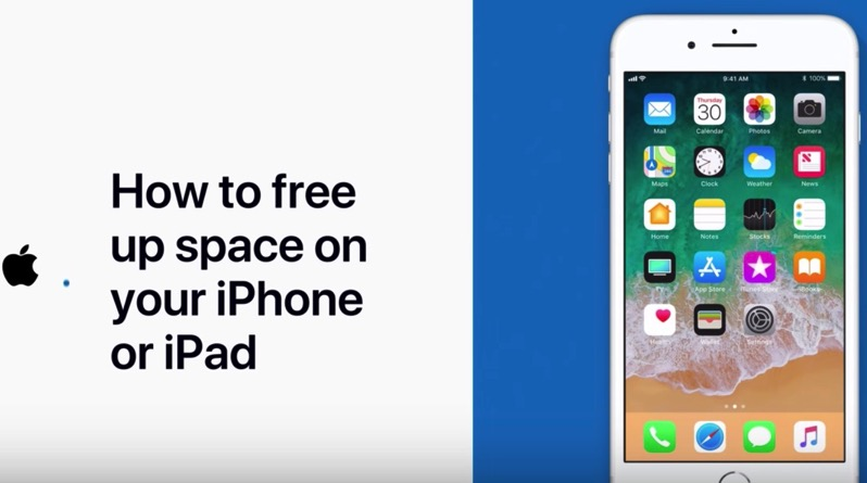 Free Up Your iPhone Or iPad Space