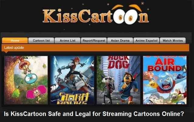 Kisscartoon Online Site