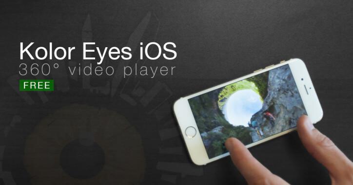 Kolor Eyes iOS