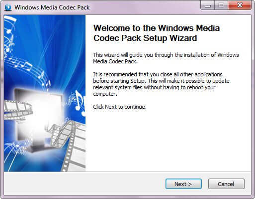Media Player Codec Pack Cnet