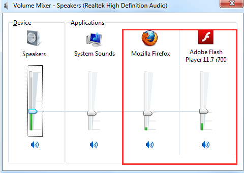 Check Sound On Your Windows