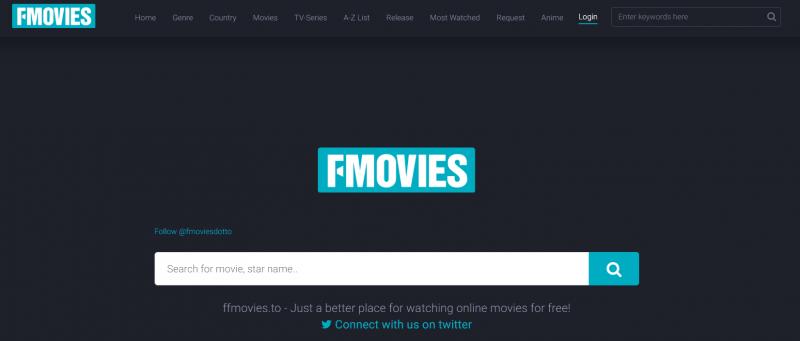Site van Fmovies.to